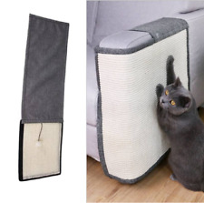 Cat Scratch Board Furniture Protect Pad Sisal Scratcher Mat  Claws Care Cat Sofa