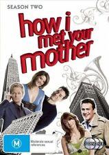 How I Met Your Mother=Season 2 DVD=3-Disc Set=REGION 4 AUST RELEASE=LIKE NEW