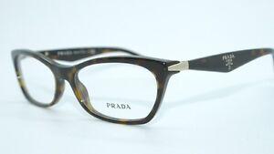 Brand New Ladies Prada Glassses Model VPR 15P & Prada case with Free SV lenses