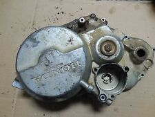 honda big red atc250es trx250 right engine clutch cover case 250 1986 1987 1985