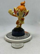 Pokemon Trading Figure Game Chimchar Figure 02 White Base