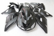 Fairing Kit for Kasawaka Ninja ZX14 2006-2011 Matte Black ABS Injection 07 08