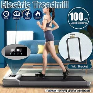 PRO Electric TREADMILL  Folding Treadmill  Cardio Running Walking Machine LED
