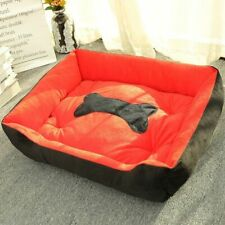 Soft Nest Sleeping Warm Kennels Solid Patterns Breathable Nylon Bed Pet Supplies