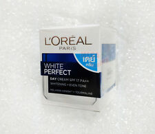 LOREAL WHITE PERFECT DAY CREAM WHITENING + EVEN TONE SPF17 PA++ 50 g.