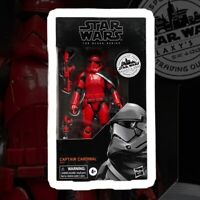 Star Wars Black Series Action Figure Captain Cardinal Hasbro 15 Cm