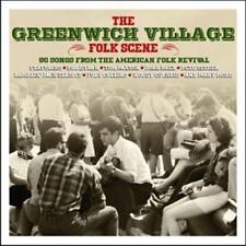 Greenwich Village Folk von Various Artists (2014)