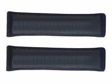 2 x Gurtpolster Gurtschoner schwarz sehr weich