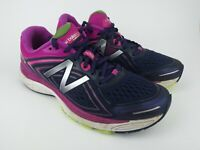 New Balance Women's 860 V8 M860BG8 Blue Pink Running Shoes Lace Up Size 9