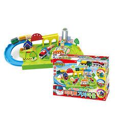 Titibo Train Railway Station Village Play Set