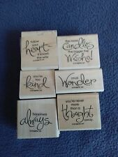 Stampin' Up--Whimsical Words