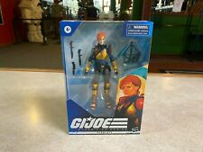 HASBRO 2020 GI-JOE COBRA CLASSIFIED SERIES WAVE 1 SCARLETT 6? FIGURE NIP