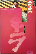 Katsuhiro Ōtomo, Akira Raccolta - Vol. 6: Caos, Ed. Glénat, 1991