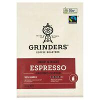 Grinders Rich Espresso Ground Coffee 200g
