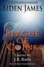 NEW - Plague of Coins (Judas Chronicles) by James, Aiden