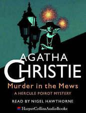 Murder in the Mews by Agatha Christie (Audio cassette, 2000)