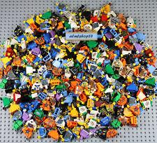 LEGO - Minifigure Torso Assorted Lots - Body Parts City Town Castle Pirate Bulk