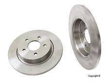 WD Express 405 53030 613 Rear Disc Brake Rotor
