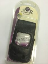 Nokia 7270 Leather Case with Steel Belt Clip L-5727-1 Brand New in Original pack