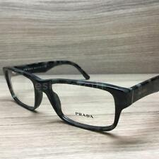 Óculos Prada VPR16M Cinza Mármore Preto UEL-1O1 53mm Autêntico a9f12dcb30