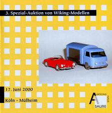 Auktionskatalog 03.Wiking-Auktion