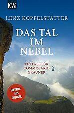 Das Tal im Nebel: Ein Fall für Commissario Grauner (Comm... | Buch | Zustand gut