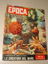 EPOCA=1956/284=PAUL LEAUTAUD=DON CARLO GNOCCHI=LUCIA RAGNI PABLITO CALVO=