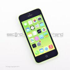 Apple iPhone 5c 8GB - Green - (Unlocked / SIM FREE) - 1 Year Warranty