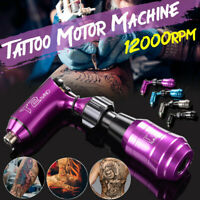 Rotative Tattoo Machine tatouer Coloriage Pistolet Tatouage Motor Stylo