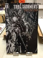 Transformers Unicron #1 Diamond Retailer Lunch Variant Exclusive Comic Book