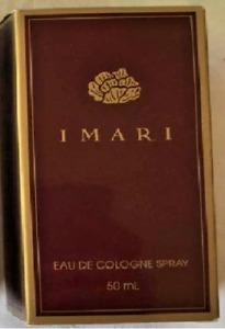 2 x AVON ORIGINAL IMARI EAU DE COLOGNE 50 ml