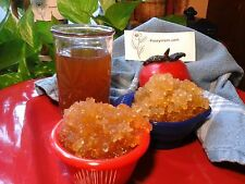 Live Water Kefir Grains to make Vegan Probiotic Drink