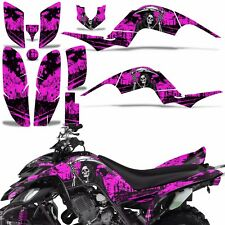 Yamaha Raptor 660 Decal Graphic Kit Quad ATV Wrap Deco Racing Parts 01-05 REAP P