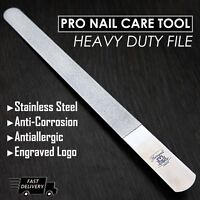 DIAMOND DEB FOOT SKIN AND NAIL FILE STEEL BRAND NEW PODIATRY CHIROPODY CE