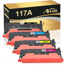 XXL TONER für HP 117A Color Laser MFP 179 fwg fnw 178 nwg nw 150 nw a mit Chip