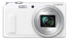 Panasonic Digital Camera Lumix Tz57 20X Optical White Dmc-Tz57-W
