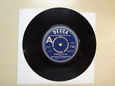 """JOHN MAYALL'S BLUESBREAKERS: Suspicions (Part 1)- (Part 2)-U.K. 7"""" 67 Decca Demo"""