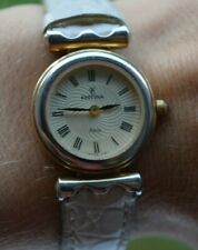 MONTRE FEMME FESTINA plaquée OR Gold plated Uhr Armbanduhr Watch Woman n°7148