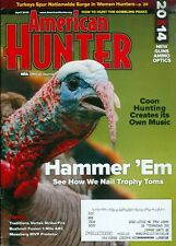2014 American Hunter Magazine: Nail Trophy Tom Turkeys/Coon Hunting/New Guns