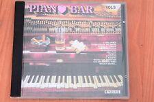 Piano Bar - I love Paris  Moulin Rouge  La Seine  Bonnie  Syracuse  Chicago … CD