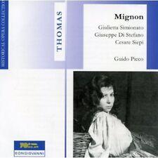 Giulietta Simionato - Mignon [New CD]