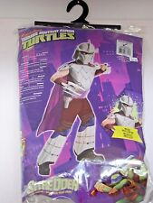 8 M Teenage Mutant Ninja Turtles Shredder boys Halloween Costume Trick Treat
