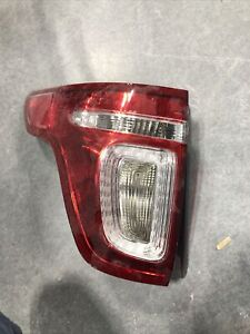 OEM Ford Explorer Left Driver Side LED Tail Lamp Good condition