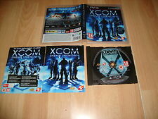 XCOM ENEMY UNKNOWN DE FIRAXIS GAMES PARA LA SONY PLAY STATION 3 PS3 COMPLETO