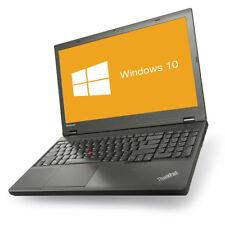 Lenovo ThinkPad T540p Notebook Quad Core i7-4710MQ 4x 2,5GHz 8GB RAM 500GB HDD