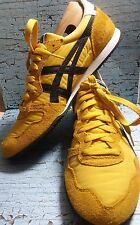 Bruce Lee Game of Death Style Asics Onitsuka Tiger Yellow Sneakers Shoes 9