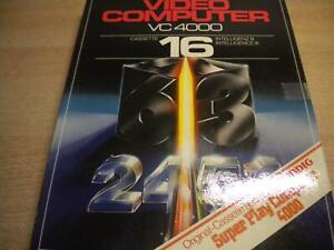 Interton VC 4000 Cassette Nr.16 -Intelligenz III
