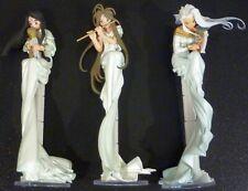 Ah My Goddess mini figure set of 3, Belldandy Urd Skuld Terzetto ver