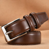 Genuine Leather Belts For Men Dress Belt for Mens Woman Many Colors & Sizes
