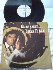 GLADYS KNIGHT - LICENCE TO KILL - 12 INCH SINGLE